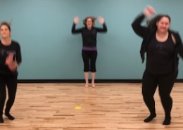 Virtual Dance Program